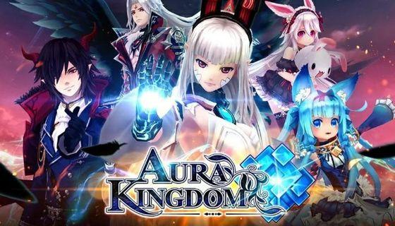 Aura Kingdom - Spring Pack