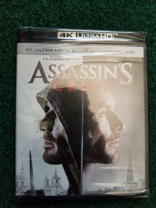 Assassins creed 4k movie bnip