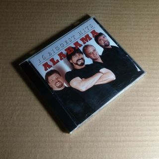 cd-alabama-16 biggest hits-country-randy owen-used-ex