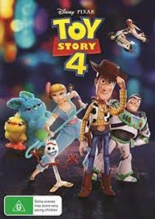 Toy Story 4 *MOVIES ANYWHERE DIGITAL HD CODE ONLY* *POINTS NOT INCLUDED*