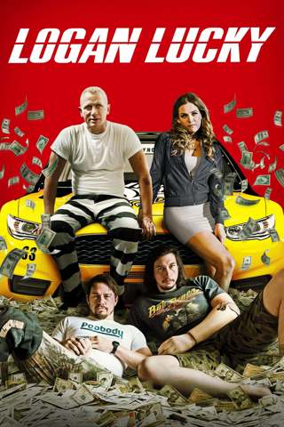 LOGAN LUCKY 4K iTunes Code