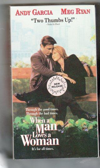 VHS - When A Man Loves A Woman