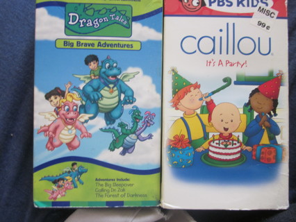 Free: pbs kids movies vhs - VHS - Listia.com Auctions for Free Stuff