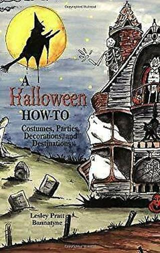 Halloween How-To Book