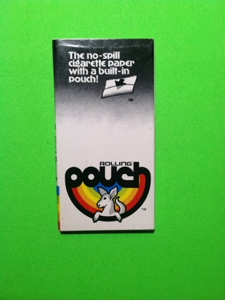 **~ 20 Pouch Rolling papers ~** super rad!