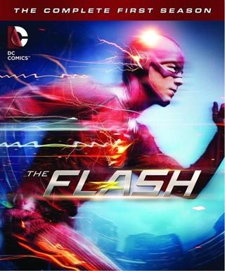 The Flash Season 1 HD Digital Copy