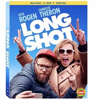 LONG SHOT (starring Charlize Theron & Seth Rogen) - HD digital copy from Blu-Ray