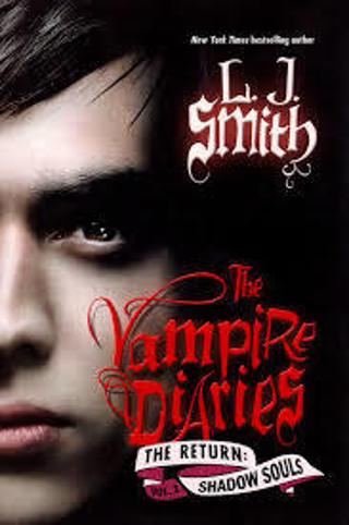 THE VAMPIRE DIARIES: SHADOW SOULS byL. J. Smith (HB/DJ-VGC/1st ED) #LLP30TP
