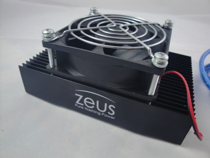 Free: Zeus Blizzard 1300 kH/s ASIC scrypt litecoin miner