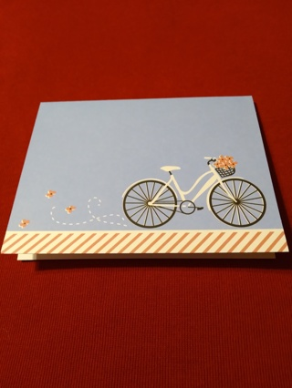 Notecards - Bicycle