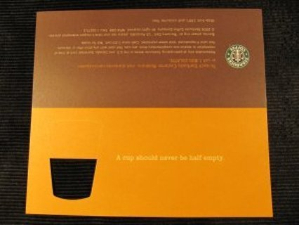 free starbucks free drink voucher coupon any flavor any size no