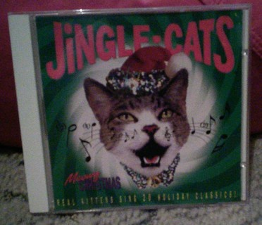 Jingle Cats 2 CD set