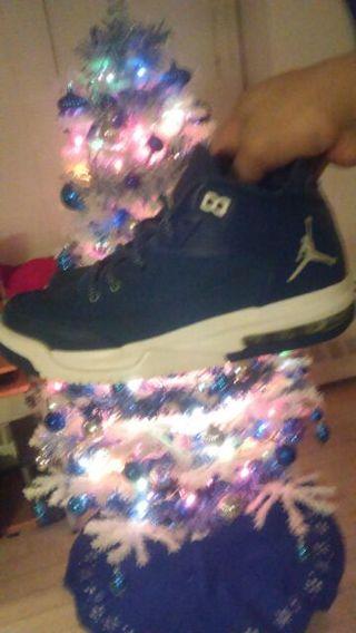 Sneakers Michael Jordan blue