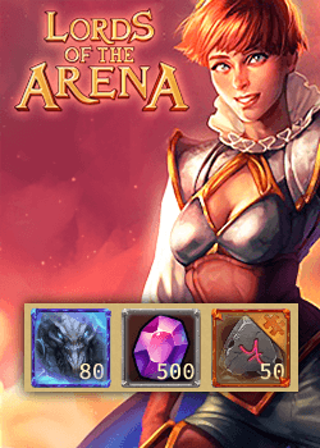 Lords of the Arena - Legendary Pack (Int.) - Code