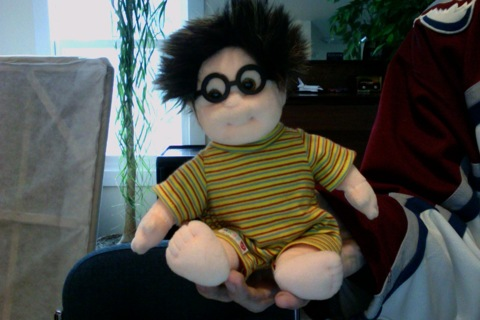 Free  Harry Potter beanie baby doll by TY to company - Dolls ... 93d686836b4