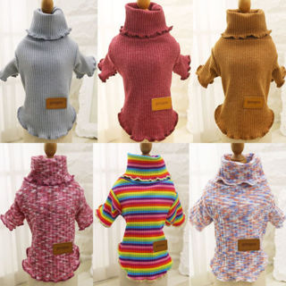 Small Pet Dog Clothes Costume Spring Summer Clothing Puppy Cat T-Shirt Apparel