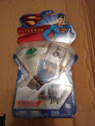 Superman returns action figure