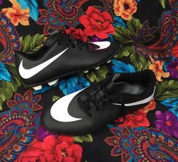 NIKE CLEATS BOY'S SIZE 6Y SPORTS CLEAT SHOES YOUTH SIZE 6Y FREE SHIPPING