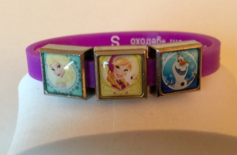 FROZEN bracelet for girls