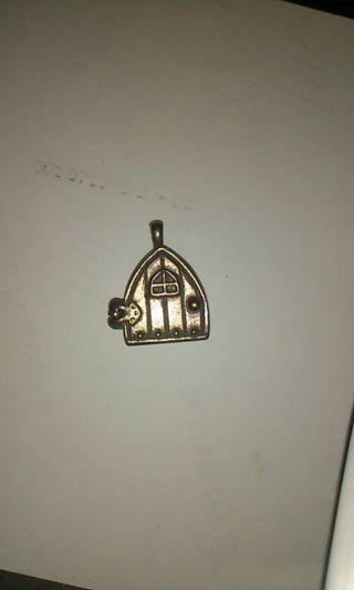 Fairy door locket