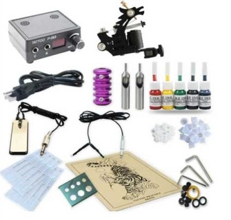 Brand New Tattoo Starter Kit *SPECIAL HOLIDAY GIN!