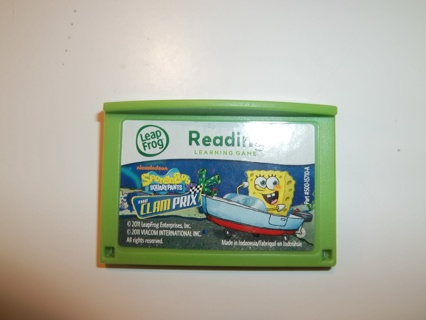 **Leapfrog** SpongeBob SquarePants: The Clam Prix