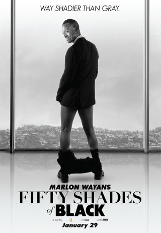 Fifty Shades of Black HD digital copy - ITUNES code ONLY