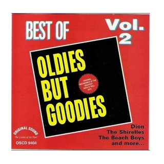 Various – Best Of Oldies But Goodies Vol. 2 - [CD ONLY]