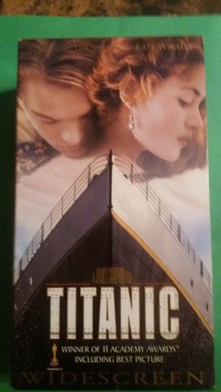 vhs titanic free shipping