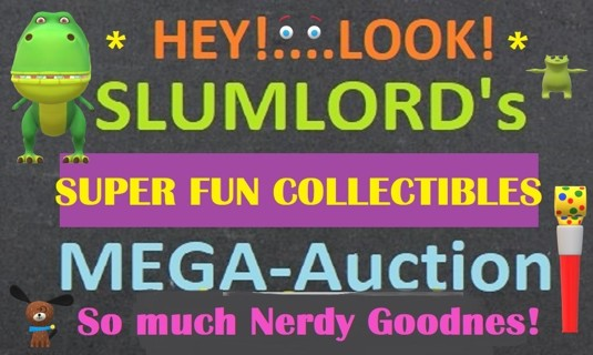 Large Box of Many Cool Collectibles -  *MUST SEE TO BELIEVE*