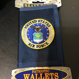 United States Air Force wallet