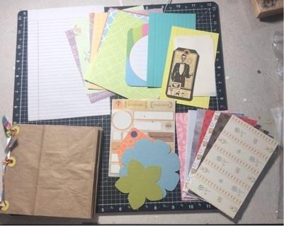 Junk Journal Kit
