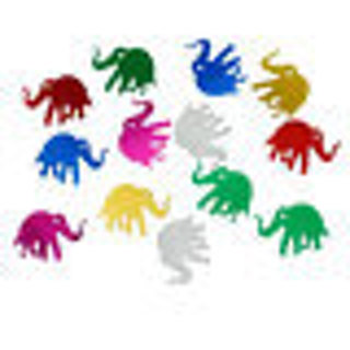 Choice - 20+ Spider, Bat, Cat, Dragonfly, Elephant, or Mix Paillettes (Sequins)