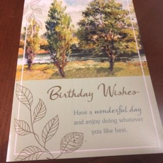 Beautiful birthday Card #5