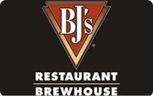 BJ's Restaurant $100 Gift Card | PDF