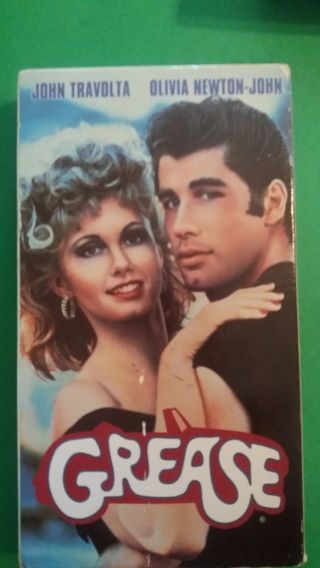vhs grease free shipping