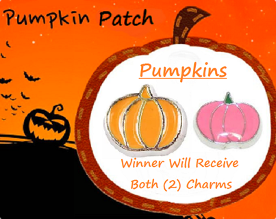 Pumpkins Lot ⓣⓡⓘⓒⓚ  ⓞⓡ  ⓣⓡⓔⓐⓣ Living Locket Charm(s) ☆VERIFIED USERS ONLY☆