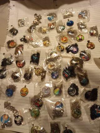 Huge lot all new beautiful Tibetan necklaces 56 total!!