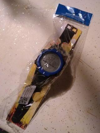 BNIP Men's water resistant Sport Watch