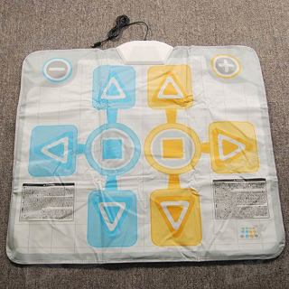 Wii Double Dance Pad