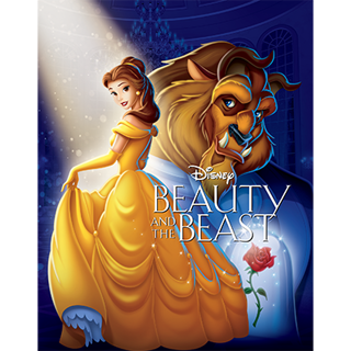 Beauty and the Beast Animated HD iTunes