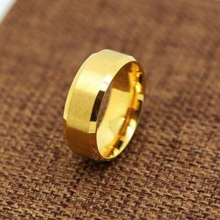 Gold Ring Men