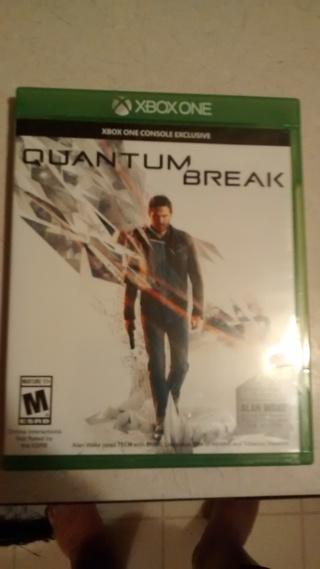 Quantum Break-Xbox One