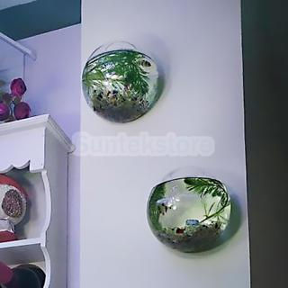 Vase Terrarium Container Home Garden Ball Decor