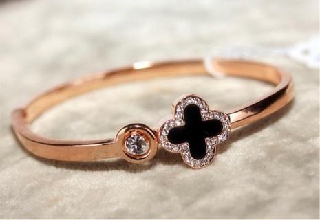 LV inspired bracelet