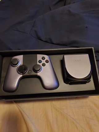 OUYA Game Console and Controller