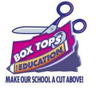 Box Tops for Education (*See Pic*)