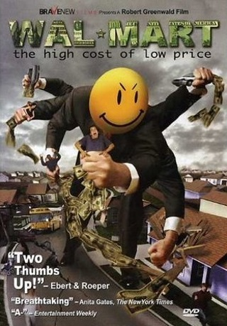 NEW Wal-Mart: The High Cost of Low Price Robert Greenwald (Director) DVD FREE SHIPPING