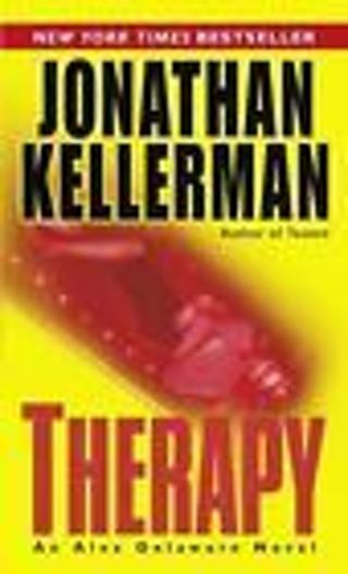 THERAPY by Jonathan Kellerman (BEFORE YOU BID PLEASE ASK HOW MUCH SHIPPING COSTS TO YOUR LOCATION)