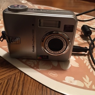 Kodak easy share c330 camera-almost new